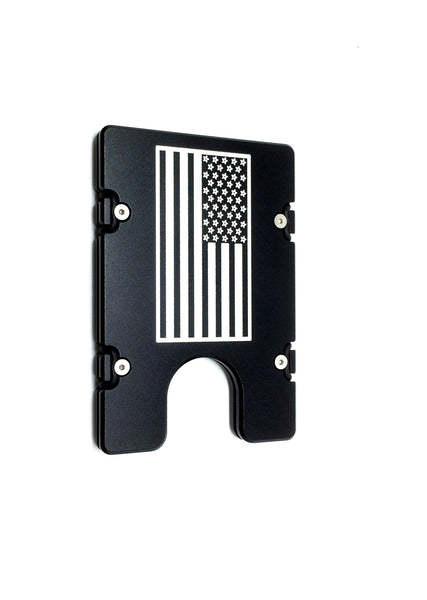 American Flag Small EDC Wallet