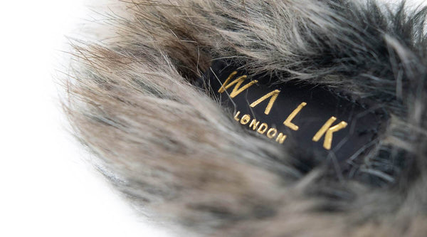 Behind This Week's Featured  Women's Jude Mule Fur Loafer | Walk London
