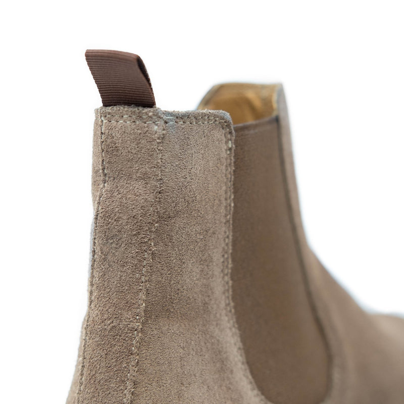 Walk London Craven Chelsea Boot in Taupe