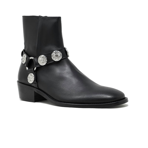 Hoxton Sovereign Cuban Heel Boot