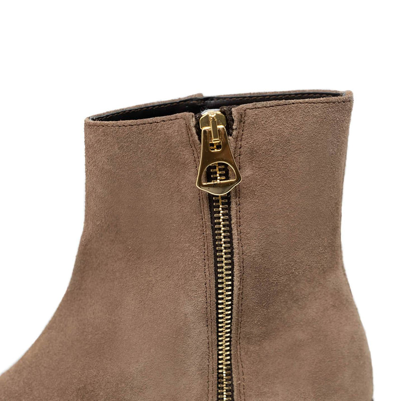 Mens Zip Up Boots