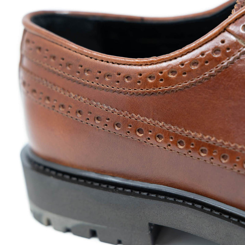 James Brogue Shoe
