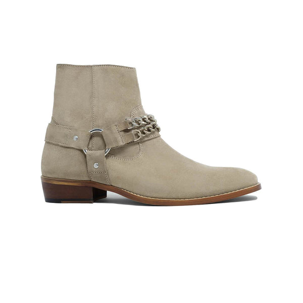 Russel Chain Cuban Boot