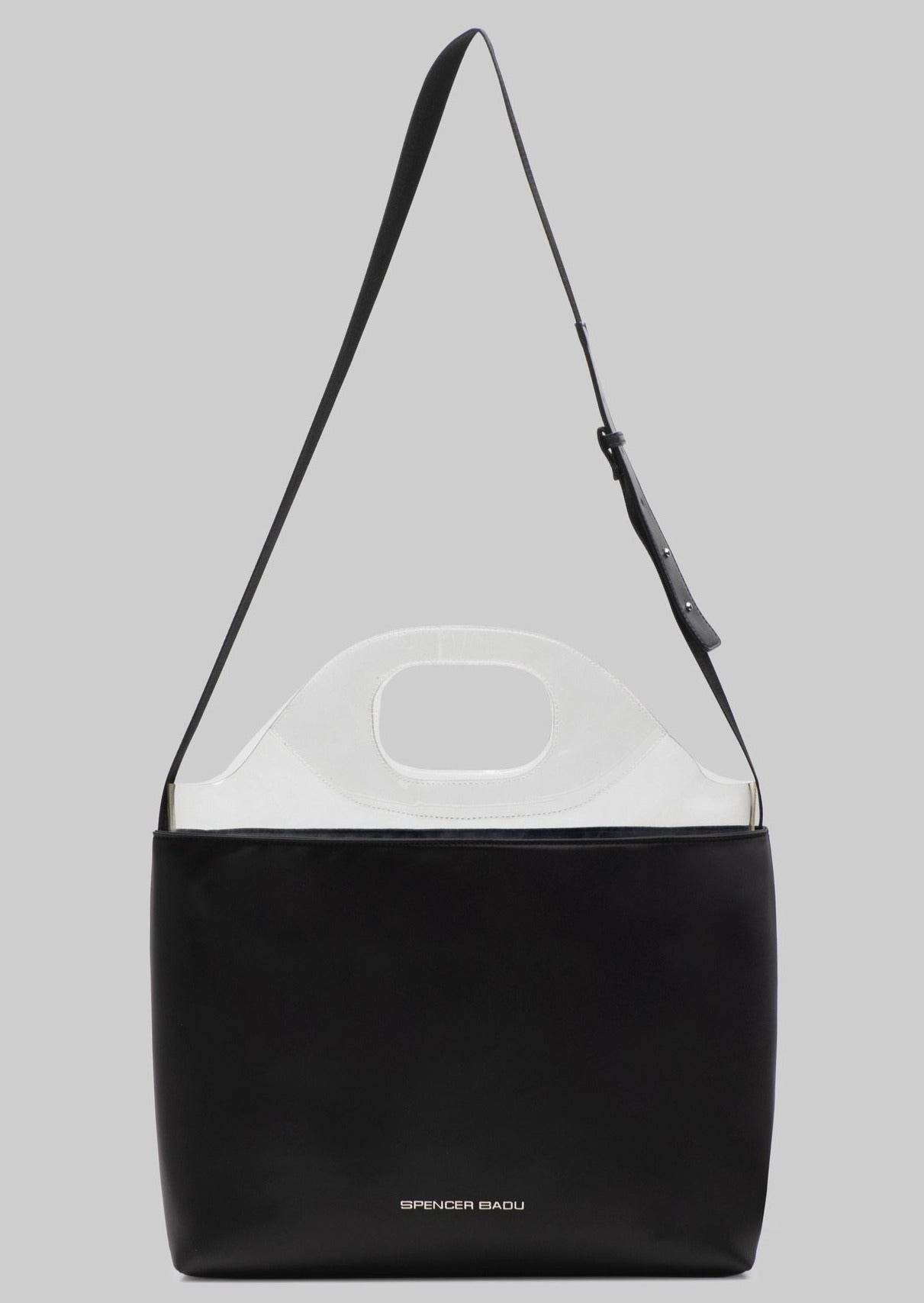 LARGE BLACK BAG