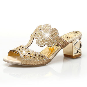 TAMANCO FLOWER STRASS