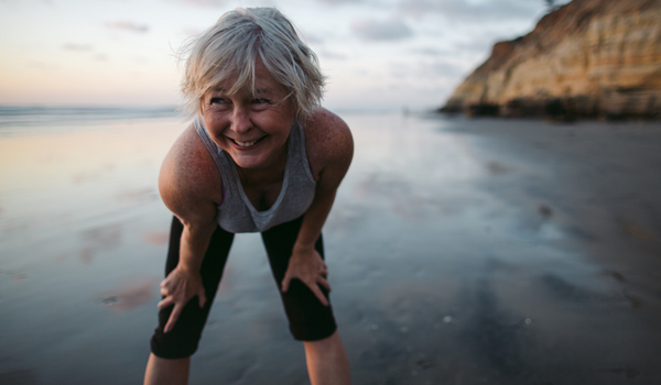 The Remarkable Way Exercise Can Help Keep Skin Looking Young?