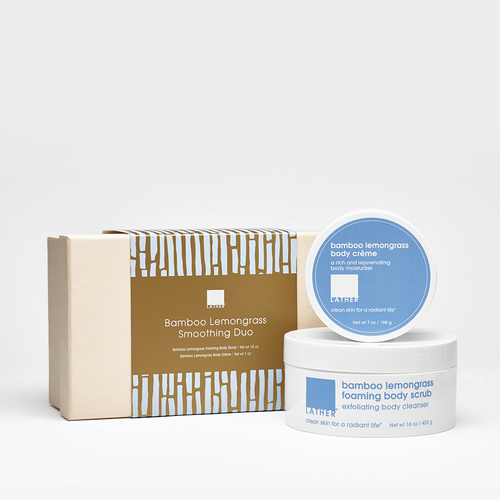Bamboo Lemongrass Smoothing Duo products