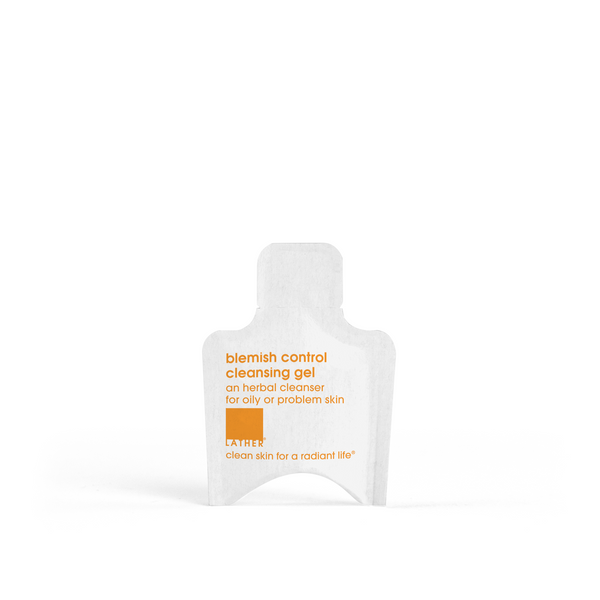 SAMPLE - Blemish Control Cleansing Gel