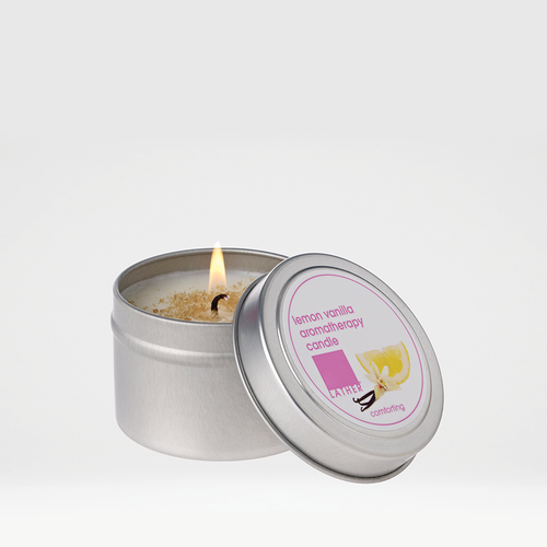 Lemon Vanilla Candle