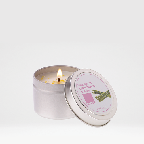 Lemongrass Candle 4 oz