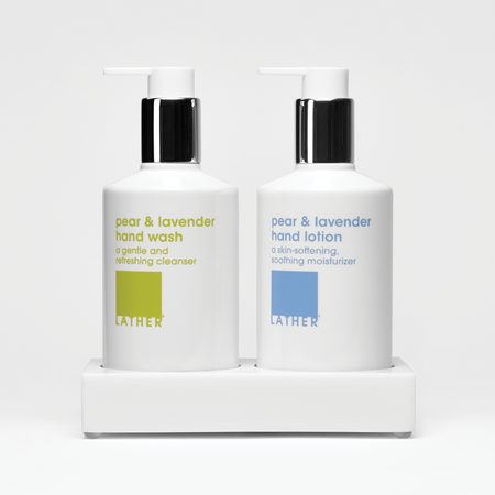 Pear & Lavender Hand Wash Trio