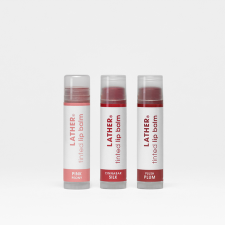 Plush Plum Tinted Lip Balm
