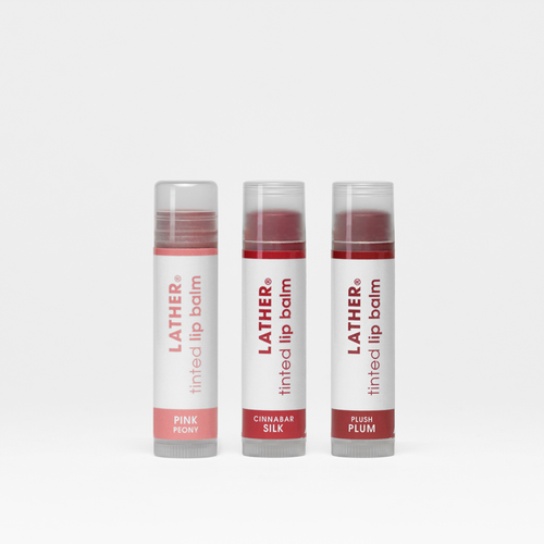 Tinted Lip Balm Trio