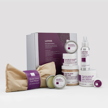 Pamper Party Gift Set