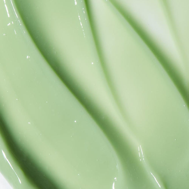 Avocado Mint Hair Repair product close up image to emphasize rich creamy texture
