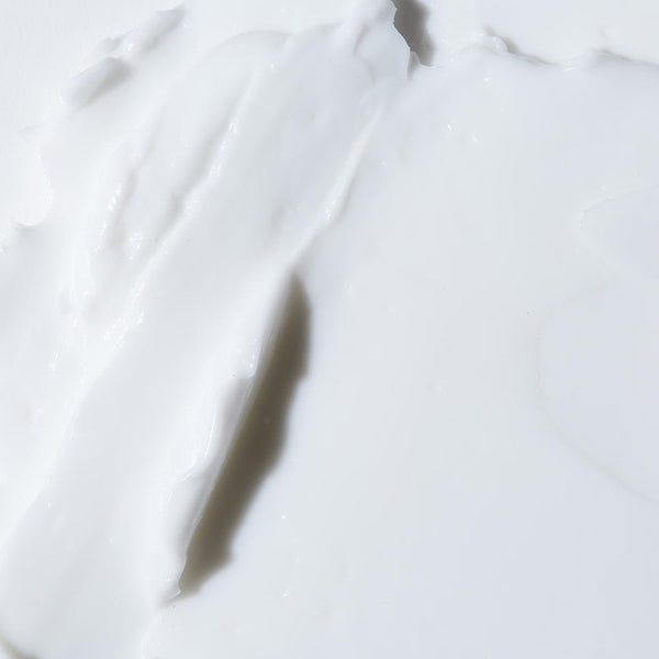 Zoomed in image of Sofian Lavender Whipped Body Creme, emphasizing texture