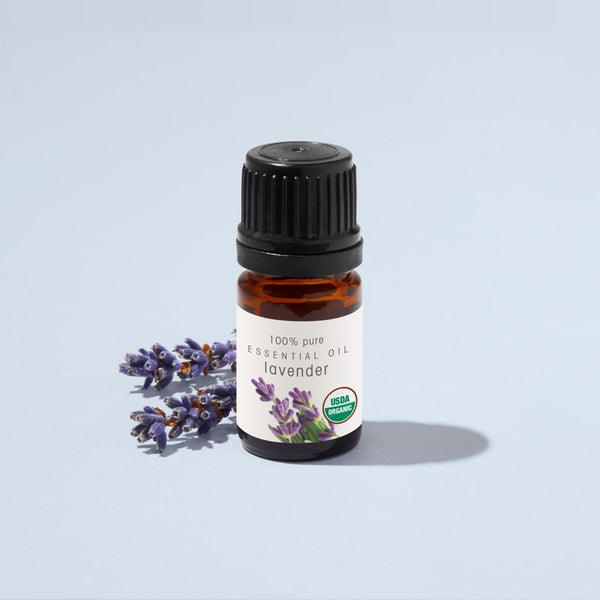 lavender essential oil certified organic