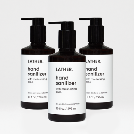 Lavender & Eucalyptus Foot Care Kit