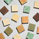Variety of LATHER bar soaps
