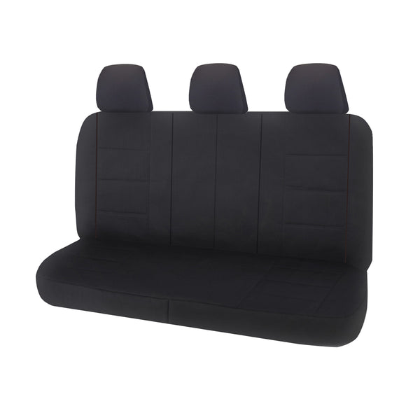 Universal All Terrain Rear Seat Covers Size 06/08S - Charcoal