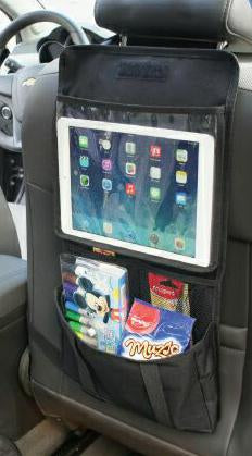 Back Seat Inventory Organiser