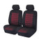 Universal Opulence Front Seat Covers Size 30/35 - Red