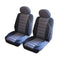 Universal Comfort Plus Front Seat Covers Size 30/35 - Grey