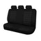 Universal Ice Mesh Rear Seat Covers Size 06/08Z - Black