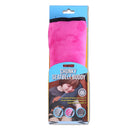 Seat Belt Buddy Comforters PLAIN Pink One Pair
