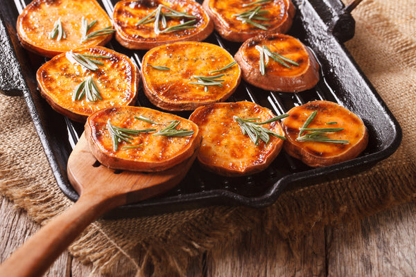 Sweet Potatoes For Improved Gut Health
