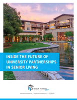 Inside The Future of University Partnerships In Senior Living