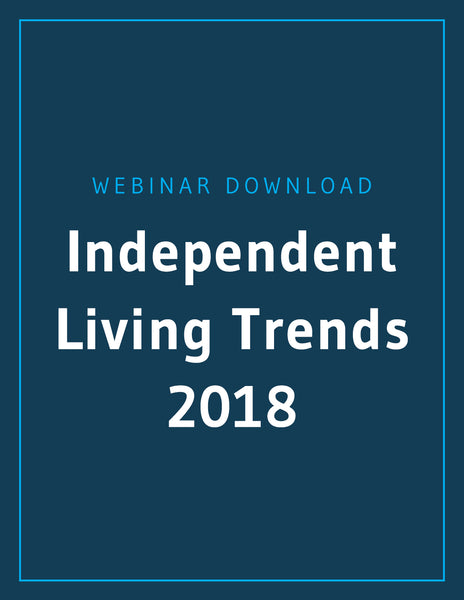 Independent Living Webinar 2018