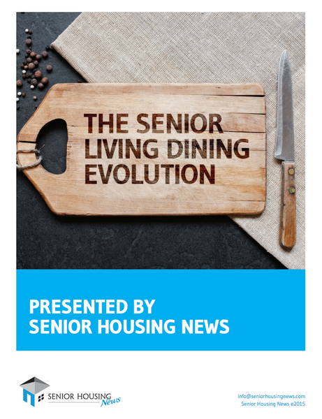 The Senior Living Dining Evolution