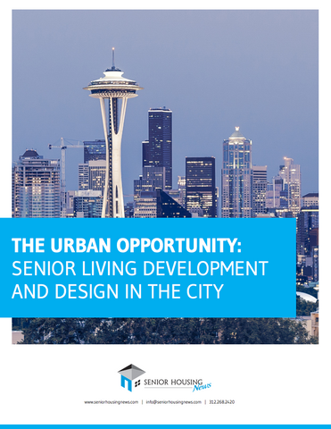 The Urban Opportunity: Senior Living Development And Design In The City