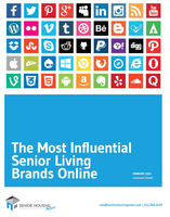 The Most Influential Senior Living Brands Online