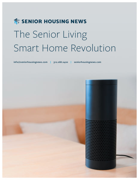 The Senior Living Smart Home Revolution