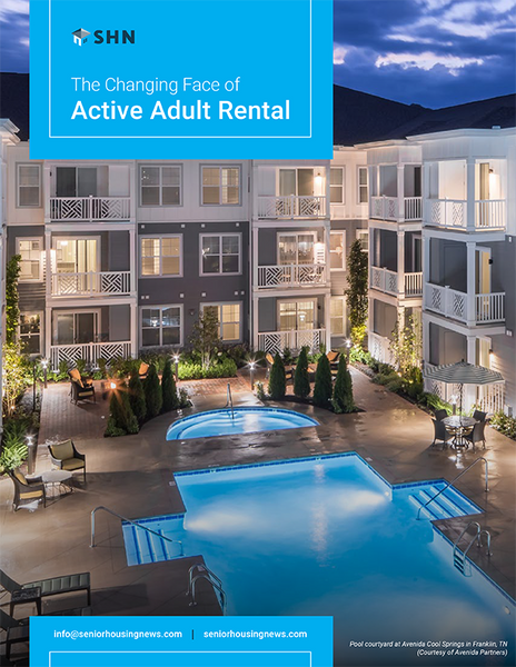 The Changing Face of Active Adult Rental