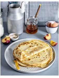 Crepe Maker Electric Pan Cake Machine