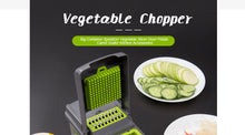 Load image into Gallery viewer, Grater Cutter  Garlic Meat Chopper Carrot Potato Slicer