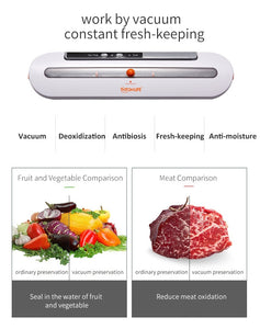 Sealer Food Vacuum  Food Sealing Machine