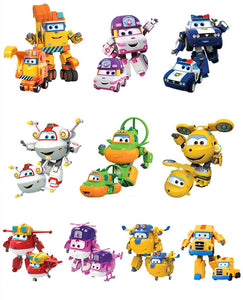 Super Wings Toys