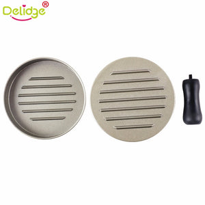 Press Hamburger  Aluminum Alloy 11 cm