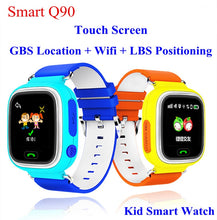 Load image into Gallery viewer, Kids watches GPS tracker Watch Wifi