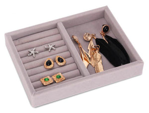 Jewelry Storage Tray Ring Bracelet