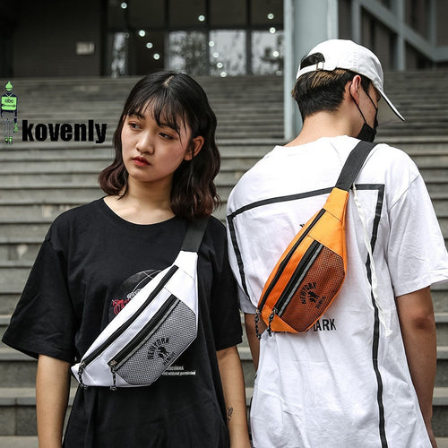 Waist Bag Women  Men Casual