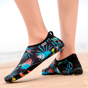Aqua Socks Water Shoes Woman Summer Beach