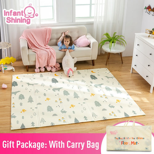 Baby Play Mat Folding  Crawling Waterproof
