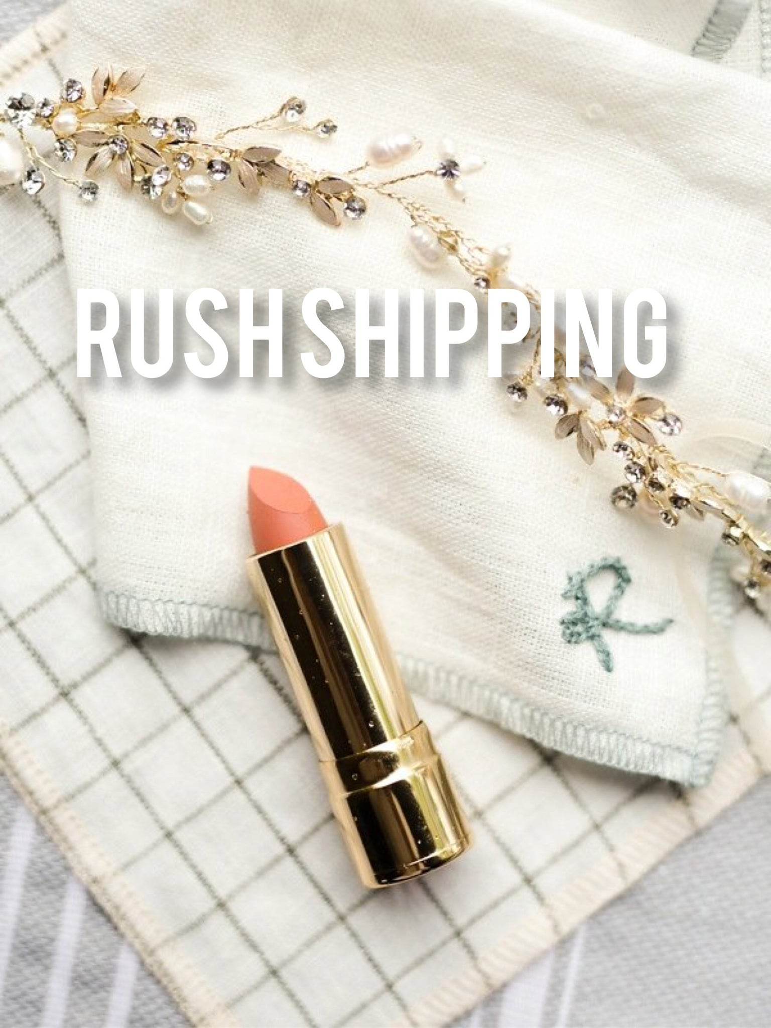Rush Shipping Addition