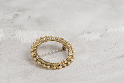 Lillian Brooch