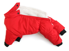 Load image into Gallery viewer, Full Bodied Dog Jacket Winter Coat Waterproof Windproof Ultimate Dog Snowsuit